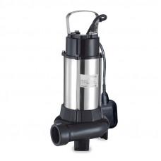 Насос канализационный 1.1кВт Hmax 7м Qmax 270л/мин (с ножом) AQUATICA (773331) SIGMA
