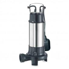 Насос канализационный 1.8кВт Hmax 10м Qmax 400л/мин (с ножом) AQUATICA (773334) SIGMA
