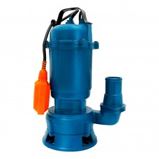 Насос канализационный 1.1кВт Hmax 10м Qmax 200л/мин Wetron (773401) SIGMA