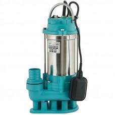 Насос канализационный 1.5кВт Hmax 23м Qmax 375л/мин (нерж) AQUATICA (773424) SIGMA