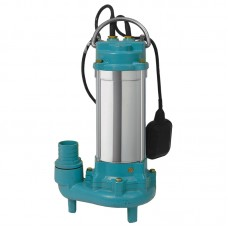Насос канализационный 1.5кВт Hmax 19.5м Qmax 350л/мин с ножом (нерж) AQUATICA (773434) SIGMA