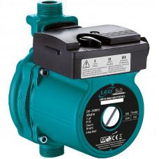 """Насос для повышения давления 123Вт Hmax 9м Qmax 25л/мин ؾ"""" 160мм + гайки ؽ"""" LEO 3.0 (774741) SIGMA"""