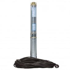 Відцентровий Насос свердловинний 0.37 кВт H 35(26)м Q 90(60)л/хв Ø80мм (кабель 20м) AQUATICA (DONGYIN) (777390) SIGMA