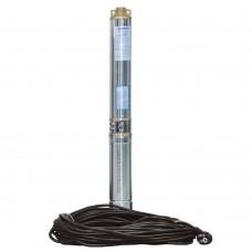 Відцентровий Насос свердловинний 1.1 кВт H 93(69)м Q 90(60)л/хв Ø80мм (кабель 40м) AQUATICA (DONGYIN) (777394) SIGMA