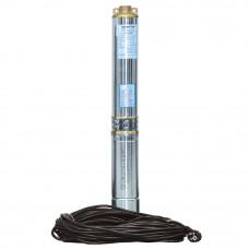Відцентровий Насос свердловинний 0.37 кВт H 44(33)м Q 100(60)л/хв Ø102мм (кабель 25м) AQUATICA (DONGYIN) (777470) SIGMA