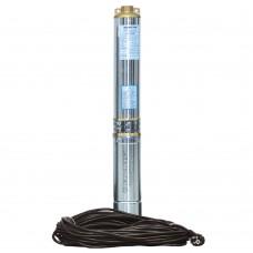 Відцентровий Насос свердловинний 0.75 кВт H 73(55)м Q 100(60)л/хв Ø102мм (кабель 40м) AQUATICA (DONGYIN) (777473) SIGMA