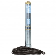 Відцентровий Насос свердловинний 1.1 кВт H 87(66)м Q 100(60)л/хв Ø102мм (кабель 45м) AQUATICA (DONGYIN) (777474) SIGMA