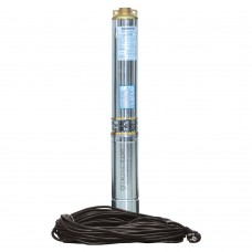 Відцентровий Насос свердловинний 0.75 кВт H 51(33)м Q 140(100)л/хв Ø102мм (кабель 25м) AQUATICA (DONGYIN) (777492) SIGMA