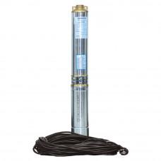 Відцентровий Насос свердловинний 0.75 кВт H 58(38)м Q 140(100)л/хв Ø102мм (кабель 30м) AQUATICA (DONGYIN) (777493) SIGMA