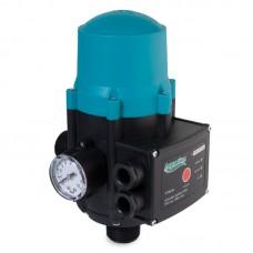 """Контроллер давления электронный 1.1кВт Ø1"""" авт поиск воды + рег давл вкл 1.5-3.0 bar AQUATICA (779534) SIGMA"""
