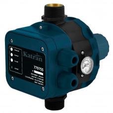 Контроллер давления электронный 1.1кВт Ø1 + рег давл вкл 1.5-3.0 bar Katran (779755) SIGMA