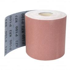 Шлифовальная шкурка тканевая рулон 200ммх50м P100 Sigma (9112661) SIGMA
