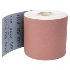 Шлифовальная шкурка тканевая рулон 200ммх50м P120 Sigma (9112671) SIGMA
