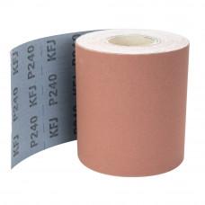 Шлифовальная шкурка тканевая рулон 200ммх50м P240 Sigma (9112711) SIGMA
