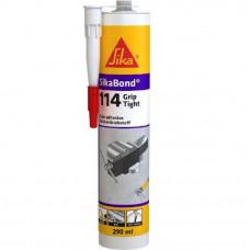 SikaBond®-114 Grip Tight монтажный клей для внутреннего и наружного применения 290 мл SIKA (561316)