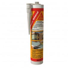 Sikasil®-Universal универсальный силиконовый герметик безцветный 280 мл SIKA (107386)