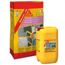 Sikalastic® -152 армований фіброю цементний розчин для еластичної гідроізоляції і захисту бетону SIKA (185041 + 185044)