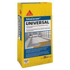 SikaCeram® Universal эластичный клей для плитки на цементной основе SIKA (527090)