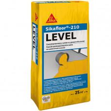 Sikaflor-210 Level самовыравнивающая минеральная стяжка на цементной основе SIKA (542711)