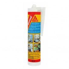 Sanisil® санітарний герметик білий 300 мл SIKA (555)
