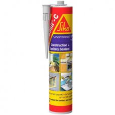 Sikasil®-C нейтральный силиконовый герметик 300 мл SIKA (73984)