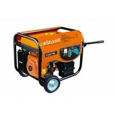 Генератор бензиновий 7000 Вт Sturm PG8770E