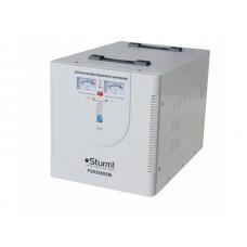 Стабілізатор напруги, сервопривід Sturm 8000 ВА PS93080SM