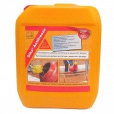 Sika® Antifreeze протиморозна добавка для бетону і розчину 10 кг SIKA (487091)