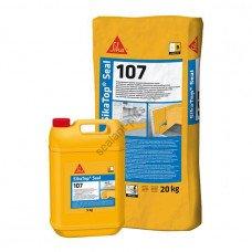 SikaTop® Seal-107 (A+B) еластична мінеральна гідроізоляція SIKA (471347+ 465111)
