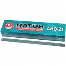 Электроды ПАТОН АНО-21, 3 мм, 5 кг (20509384) Патон