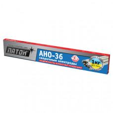 Электроды ПАТОН АНО-36, 3 мм, 1 кг Патон (20509385)