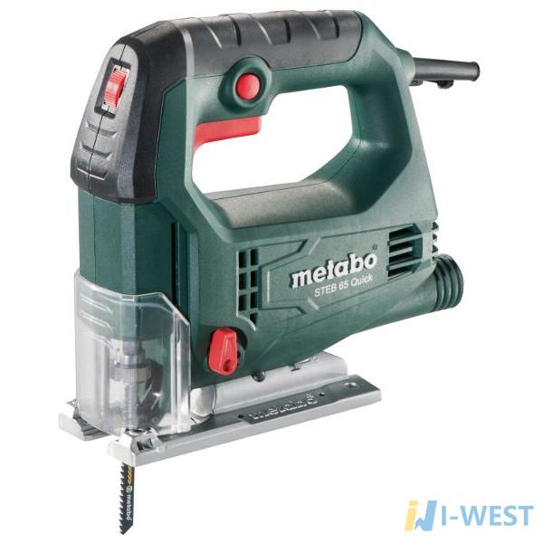 Електролобзик Metabo STEB 65 Quick 450 Вт (601030000)