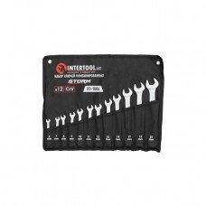 Набір ключів комбінованих 12шт. 6-14,17,19,22 мм, DIN3113, STORM INTERTOOL XT-1004