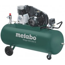 Компресор Metabo Mega 520-200 D (601541000)