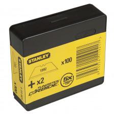 """Лезо для ножів для оздоблювальних робіт, 1992"""" 100 шт. Stanley (1-11-921) STANLEY"""