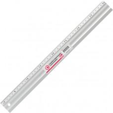 Лінійка будівельна алюмінієва 400мм INTERTOOL МТ-2002 (MT-2002)