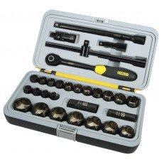 """Набор инструментов 1/2"""" Stanley 30 предметов (1-94-662) STANLEY"""