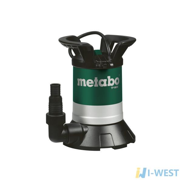 Погружной насос Metabo TP 6600 (0250660000)