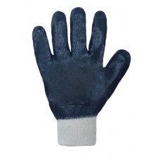 Рукавиці робочі трикотажні з синім покриттям 1022 (69434) Перчатка-центр