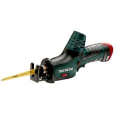 Аккумуляторная сабельная пила Metabo PowerMaxx ASE (602264500)