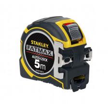 Рулетка измерительная Stanley FatMax Autolock со съемным крючком 5 м х 32 мм (XTHT0-33671) STANLEY