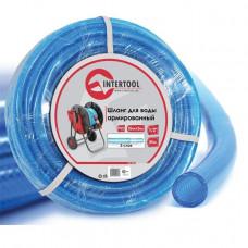 Шланг для воды 3-х слойный 1/2 INTERTOOL (GE-4056)