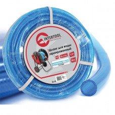 Шланг для води 3-х шаровий 1/2 INTERTOOL (GE-4057)
