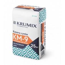Клеящая смесь STANDARD KM-9 Krumix (КМ-9  STANDARD)