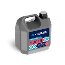 Грунтовка SUPER 10 л Krumix (super10)