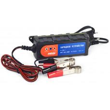 Зарядний пристрій 0.55A/1A 6V/12V MIOL (82-010)