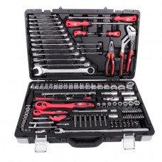 Професійний набір інструментів 1/4 INTERTOOL (ET-7119)