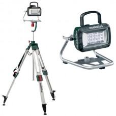 Аккумуляторный фонарь Metabo BSA 14.4-18 LED + штатив (690728000)