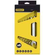 "Набор рожковых гаечных ключей ""MaxiDrive Plus"" STANLEY 4-87-051"
