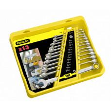 Набор удлиненных комбинированных ключей STANLEY 4-94-648